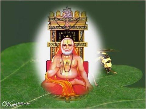 Sri Raghavendra Swami Suprabatham - P.B.Srinivas & S.Janaki
