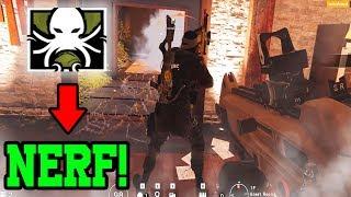 NERF ALIBI! - Rainbow Six Siege Gameplay