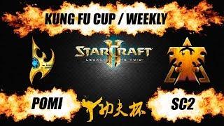 Турнир по StarCraft II: Legacy of the Void (Lotv) (18.10.2018) KungFu cup weekly #20