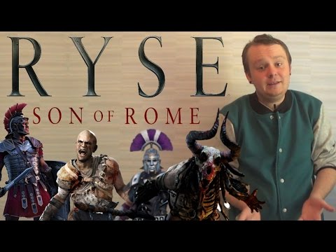 Обзор Ryse: Son of Rome - кинцо про Римскую Империю