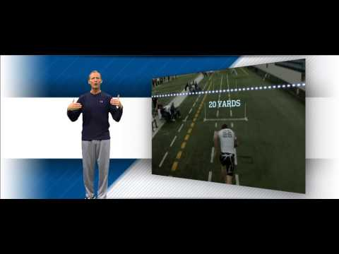 NFL Scouting Combine 40 Yard Dash