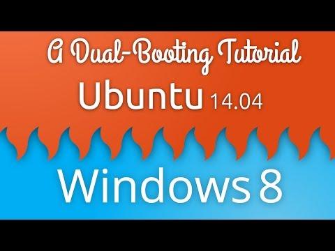 Ubuntu 14.04 - Dual boot Windows 8/8.1 and Ubuntu 14.04