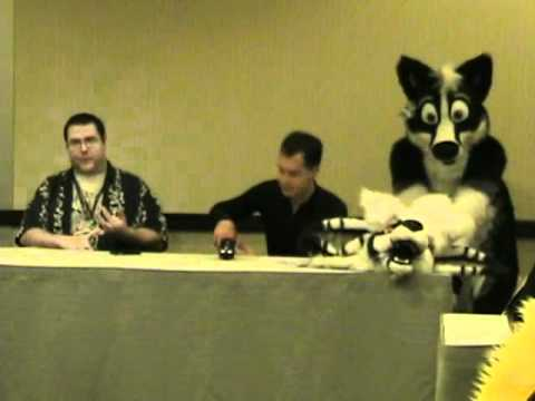 First Time Fursuiting - Anthrocon 2011