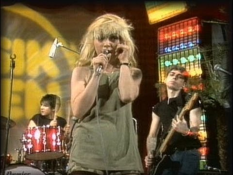Blondie - Man Overboard