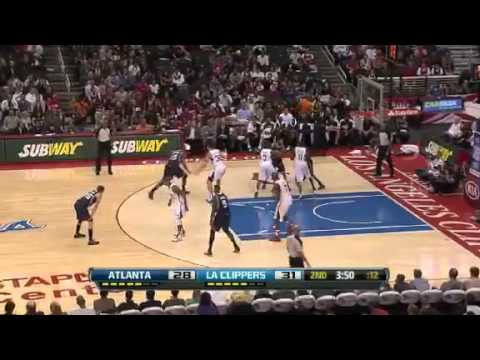 Atlanta Hawks Vs Los Angeles Clippers - Highlights 11/11/12