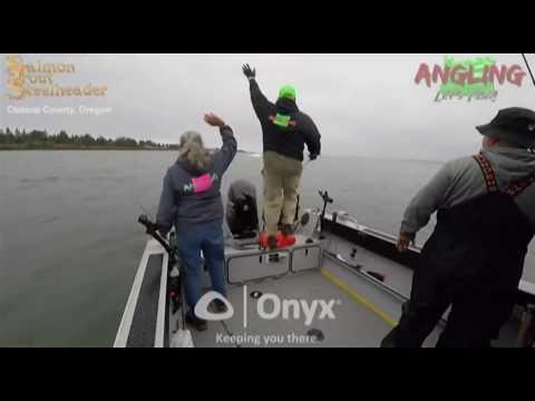 Large boat runs into fishing skiff