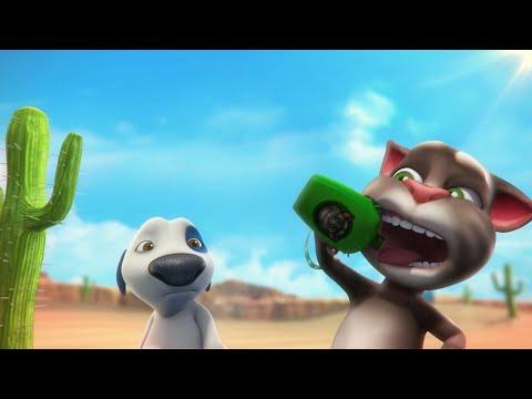 Минимульты Говорящий Том, 30 серия - Яблоко в скалах