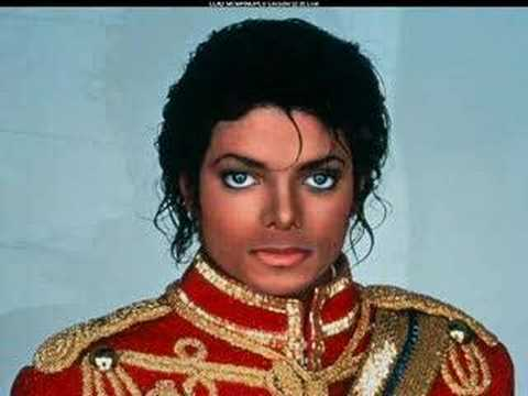 Michael Jackson's facial progression (improved version) Music Videos