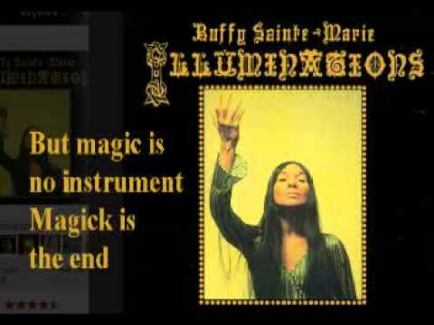 Buffy St.Marie (1969) Illuminations [Full Album]