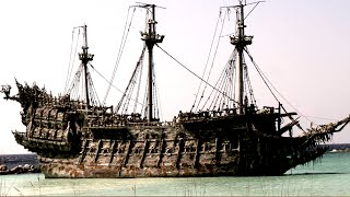 7 Haunting cases of Real Ghost Ships