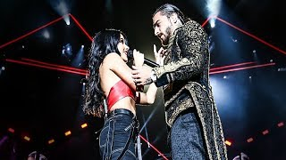 Becky G Mayores Ft Maluma Live At The Forum
