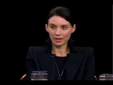 'The Girl With The Dragon Tattoo' Cast On Charlie Rose (Dec 15, 2011)