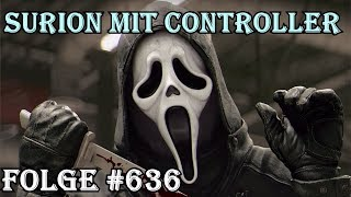 🔴 Mit Controller! - Dead by Daylight - #636 [German]