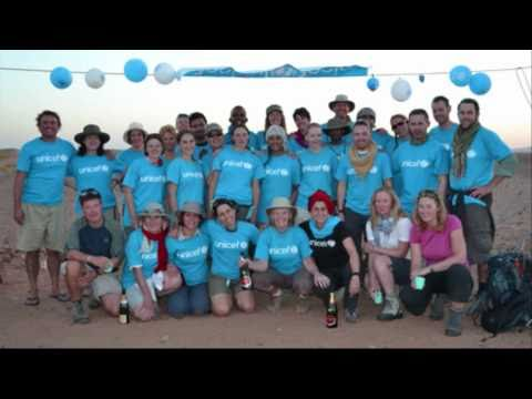 Trek for the Children of Jordan: Finan to Petra