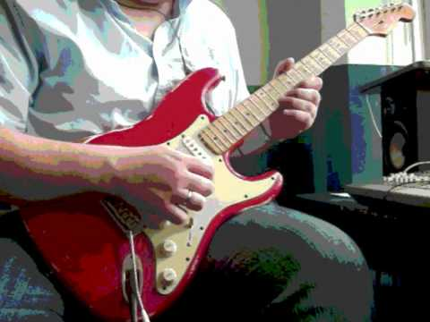 Shred This III - David Locke - Brett Garsed and DiMarzio Competition