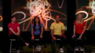 Watch Glee Cast True Colors video