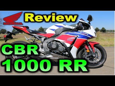 Honda CBR 1000 RR | Review en Español con Blitz Rider