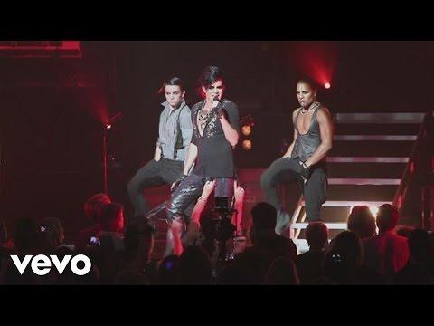Adam Lambert - Fever (live)