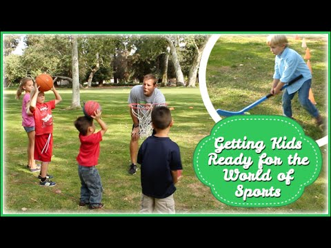 Healthy Kids Workout: Sports Drills and Exercises for Kids with Coach Brian