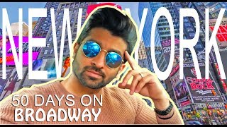 S2 : BROADWAY - DhoomBros (ShehryVlogs # 128)