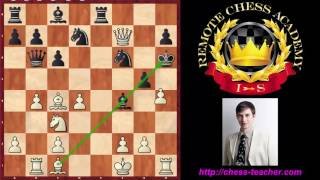Top three amazing chess sacrifices (by GM Igor Smirnov)