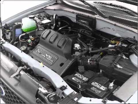 Ford Escape Ignition Coilspark Plugs Uppercylinder05 30 V6