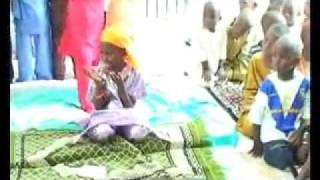 Theatre Jardin d'enfants Sénégalais