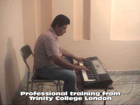 Hum Ko Sirf Tum Se Pyar Hai On Keyboard ( Rajeev Kumars Music...