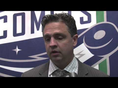 Comet TV: Highlights 4-4-14 Utica Comets vs. Toronto Marlies