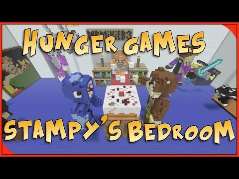 Stampylonghead - Stampy's Bedroom HG - With LionMaker