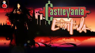 CASTLEVANIA Essentials - Los 10 juegos imprescindibles en dos dimensiones