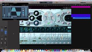 Sound Design Talking Bass in Logic Pro X