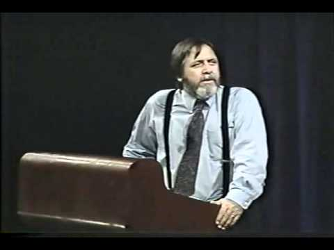 Rick Roderick on Foucault - The Disappearance of the Human [full length]