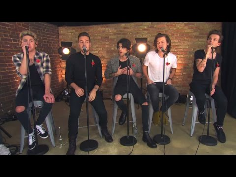 #1DFOURHANGOUT Steal My Girl acoustic