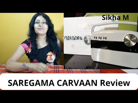 #SAREGAMACarvaan Review and How to use | SAREGAMA Carvaan Bengali Songs | Sikha M