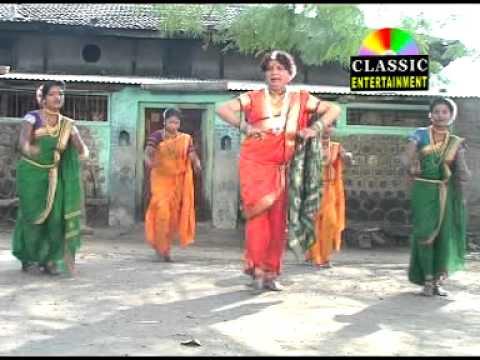 Aaj Majhya Manat - Lavani Song || Santosh Jagtap || Marathi...