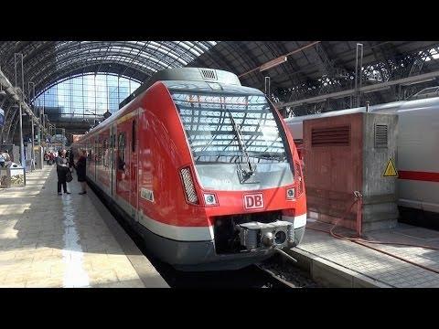 S-Bahn Rhein-Main - Präsentation ET 430 Frankfurt am Main Hbf (11.04.2014)