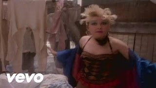 Watch Cyndi Lauper Hole In My Heart video