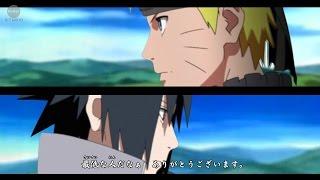 【MAD】Naruto Shippuuden - ナルト - 疾風伝 Opening HD - NARUTO VS SASUKE