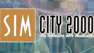 SIM CITY 2000 [PS1 timelapse play]