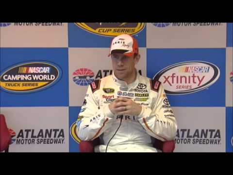 Carl Edwards AMS Thursday Interview