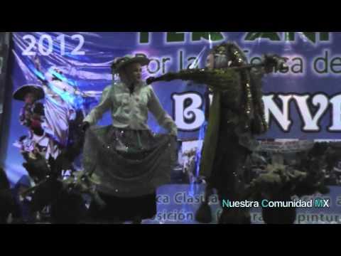 Cheran Michoacan - musica Purepecha y danza culturales