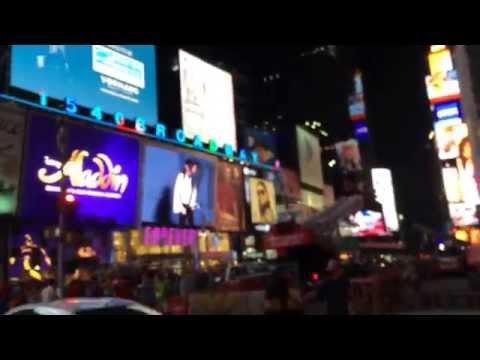 Nossa Viagem para NY! (Times Square, Estátua da Liberdade, Brooklyn Bridge e muito mais!!)