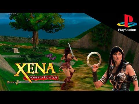 Обзор Xena Warrior Princess - Вспомнить всё №9 (Ретро рубрика) Playstation 1