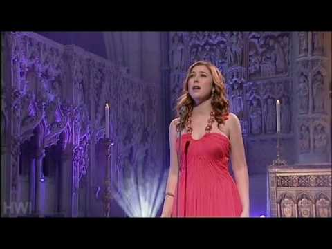 "More Hayley Westenra videos at HWI: http://www.hayley-westenra-international.com/video-vault/2006_wmv-player/2006_video-jukebox.html Hayley Westenra sings ""T..."