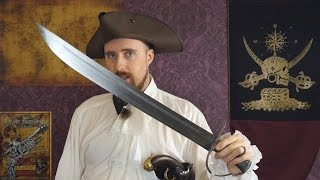 A sword that's TOO light? - The North Star Cutlass by Privateer Armoury