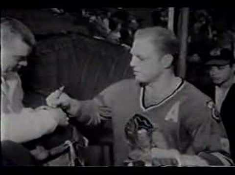 Blackhawks Old Film Chicago Hockey