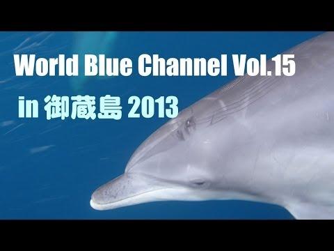 Vol.15 in 御蔵島 2013