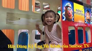 Khu Vui Chơi Aeon Tân Phú - Nhạc Thiếu Nhi Youtube   SauSoc TV