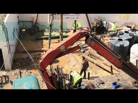 Gaza Water Desalination Project 2015 Muslim Aid Australia